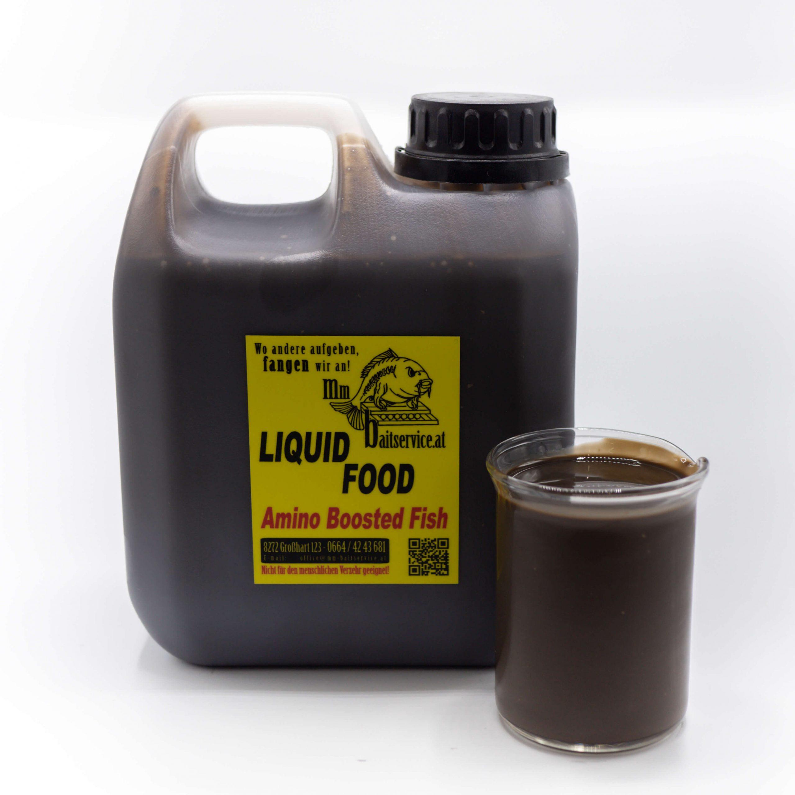 Amino Boosted Fish - Liquid