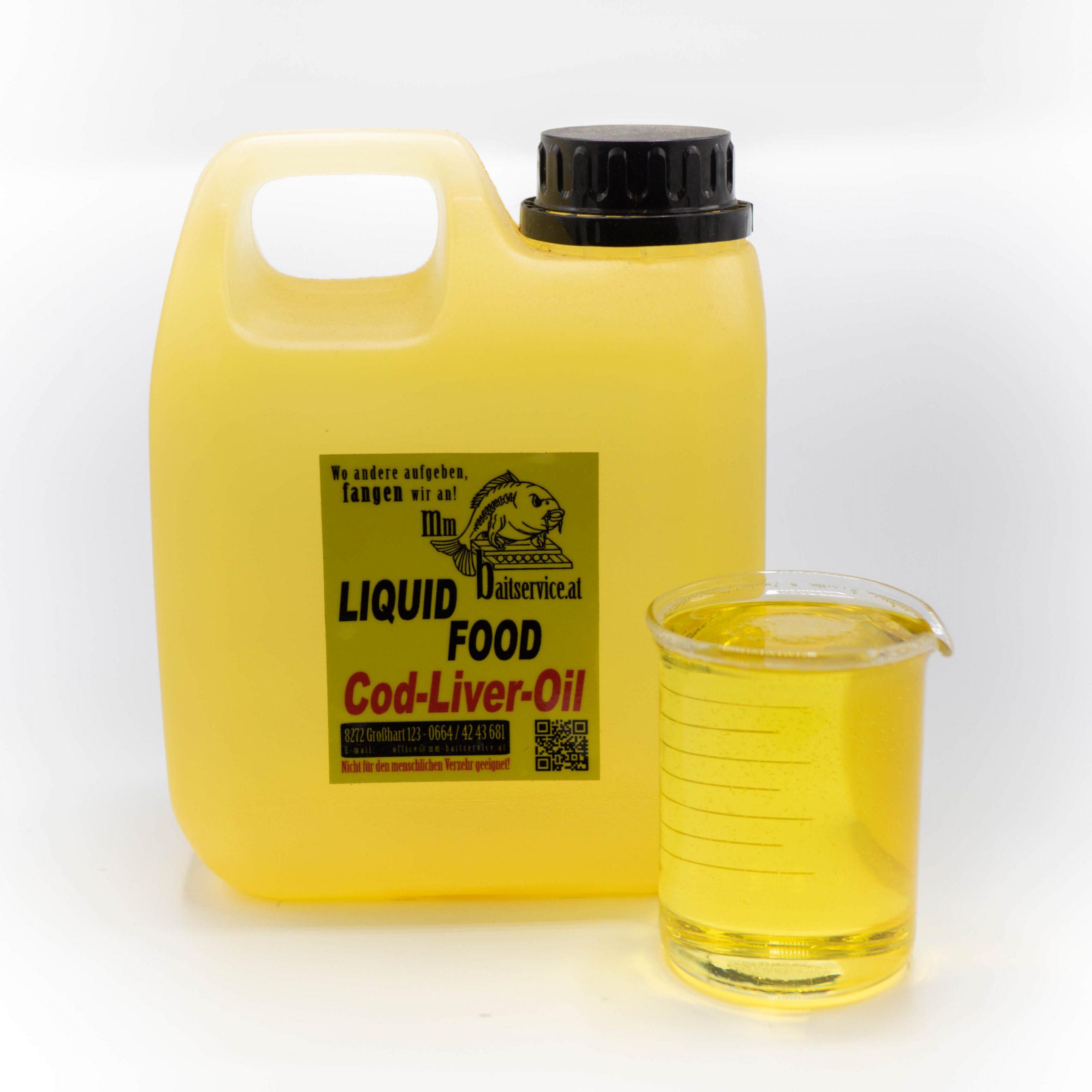 COD-Liver-Extract - Liquid