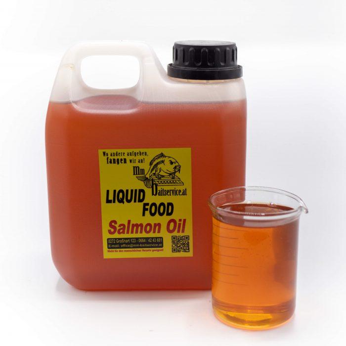 Salmon Oil - Liquid